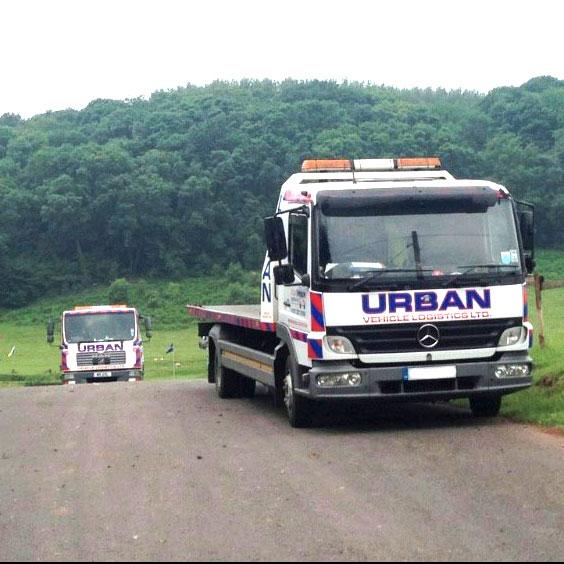Urban Vehicle Logistics