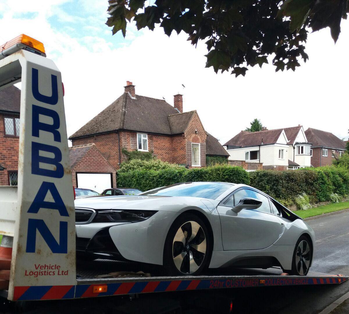 Urban Vehicle Logistics 11