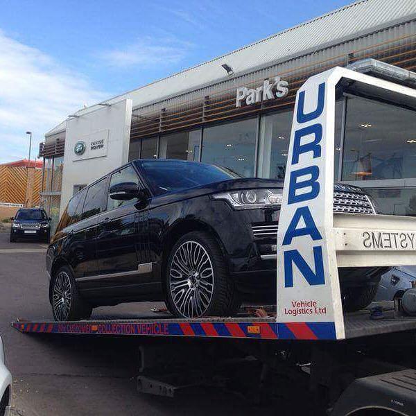 UrbanVehicle Logistics Car Dealer Delivery